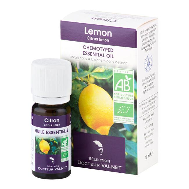 Docteur Valnet Éterický olej citron 10 ml BIO