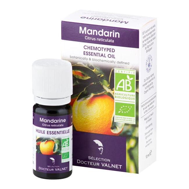 Zobrazit detail výrobku Docteur Valnet Éterický olej mandarinka 10 ml BIO