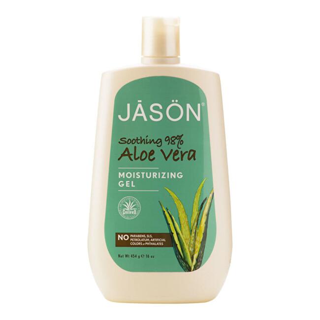 Zobrazit detail výrobku JASON Gel pleťový Aloe Vera 98% 454 g