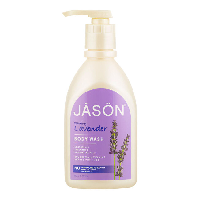 Zobrazit detail výrobku JASON Gel sprchový levandule 887 ml