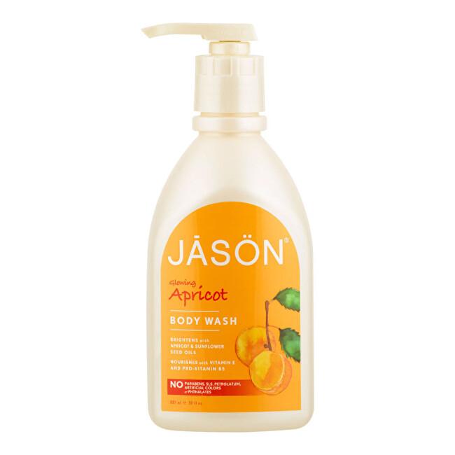 Zobrazit detail výrobku JASON Gel sprchový meruňka 887 ml