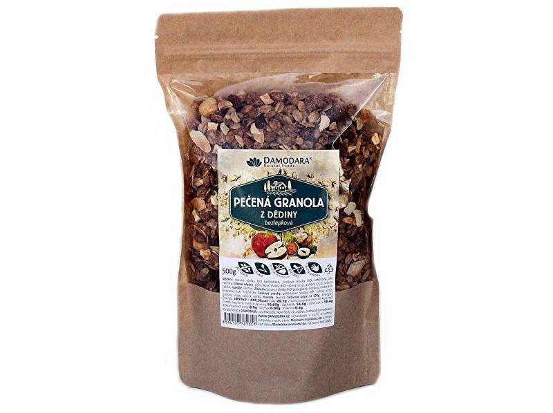 Damodara Granola z dědiny 500g