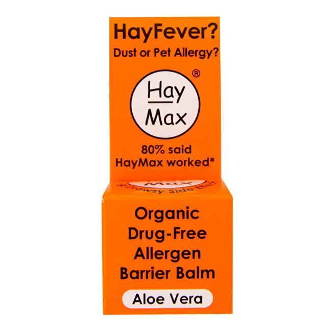 HayMax Mast s Aloe Vera na alergie BIO 5 ml