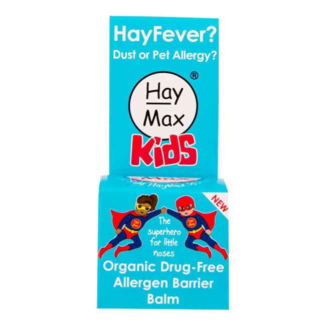 Zobrazit detail výrobku HayMax Mast se včelím voskem na alergii pro děti BIO 5 ml