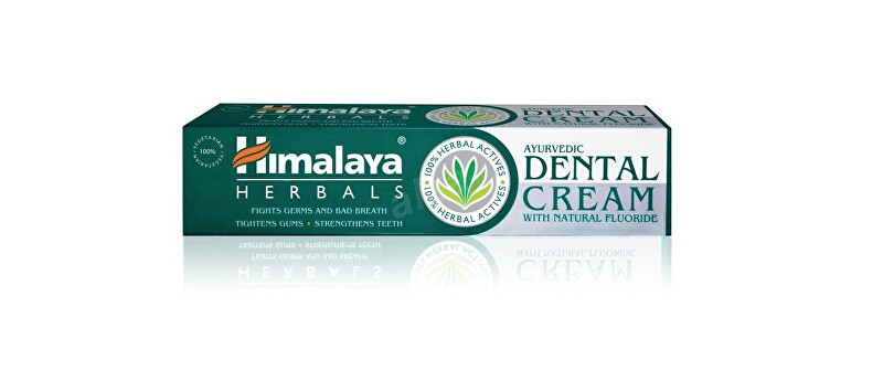 Zobrazit detail výrobku Himalaya Zubní pasta Dental Cream s přírodním fluorem 100 g