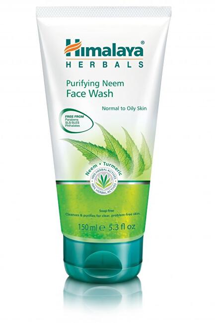 Zobrazit detail výrobku Himalaya Himalaya Mycí gel na obličej z Nimba 150 ml