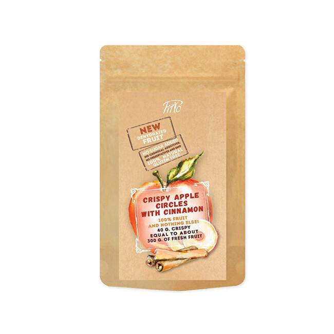 Fitto Jablečné kroužky se skořicí 40 g