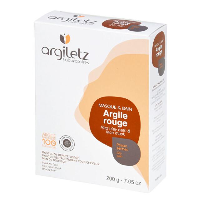 Zobrazit detail výrobku Argiletz Jíl červený ultra ventilovaný  maska & koupel 200 g