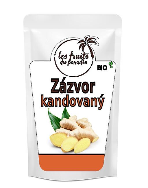 Fruits du Paradis Kandovaný zázvor Bio 200 g