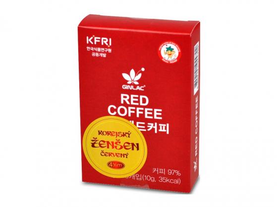 Zobrazit detail výrobku 4Slim Káva s ženšenem 10 g
