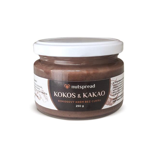 Zobrazit detail výrobku Nutspread Kokosové máslo s kakaem Nutspread 250 g