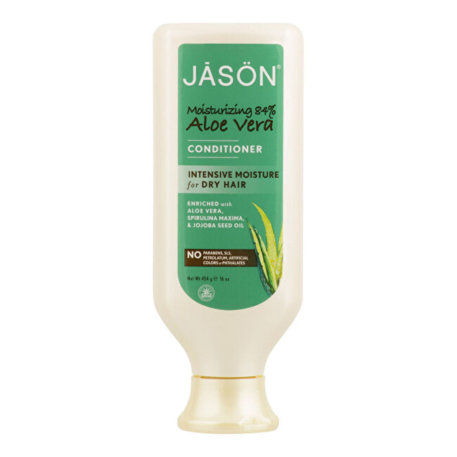 Zobrazit detail výrobku JASON Kondicionér vlasový aloe vera 454 g