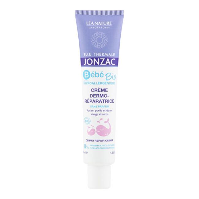 Zobrazit detail výrobku JONZAC Krém dermo-regenerující dětský BÉBÉ BIO 40 ml