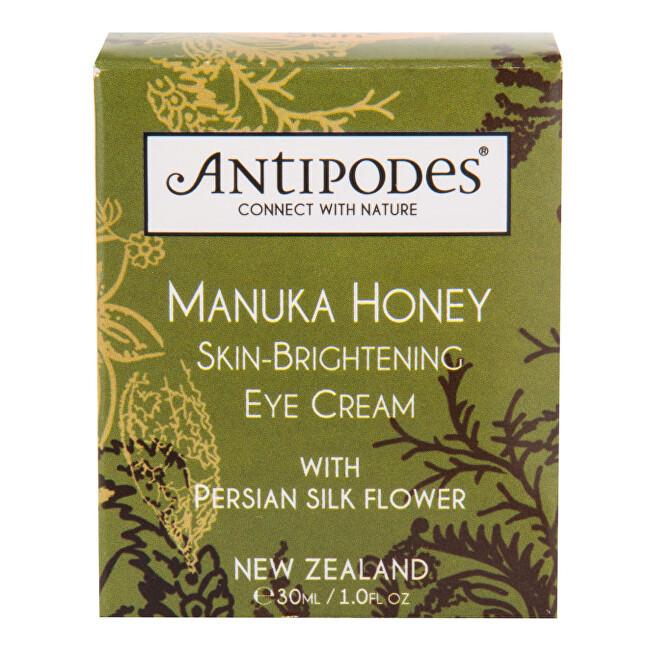Zobrazit detail výrobku Antipodes Krém oční rozjasňující MANUKA HONEY 30 ml