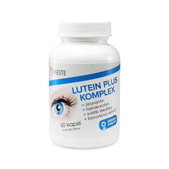 Zobrazit detail výrobku Vieste Lutein plus komplex 60 tablet