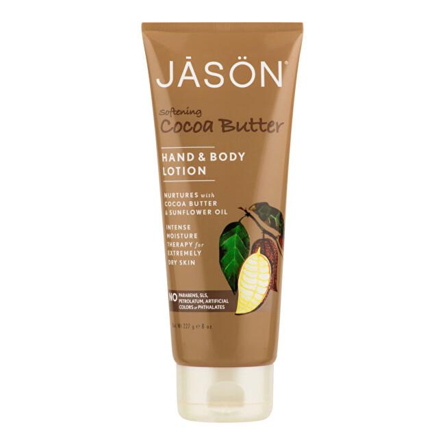 Zobrazit detail výrobku JASON Mléko tělové kakaové máslo 227 ml