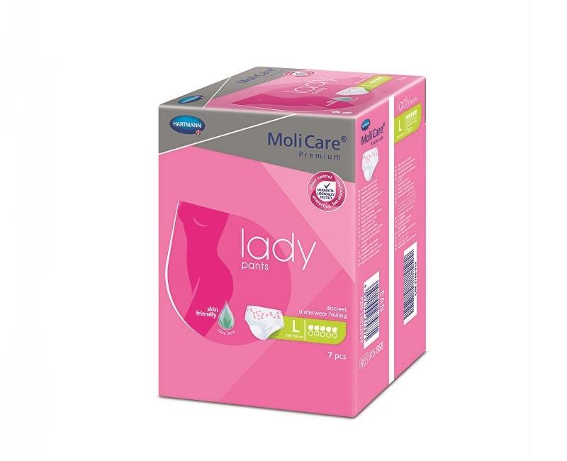 MoliCare MoliCare® Lady Pants 5 kapek vel. L 7 ks