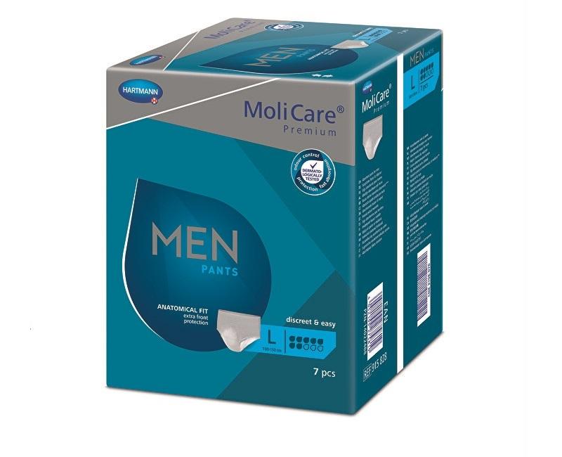 MoliCare MoliCare® Men Pants 7 kapek vel. L 7 ks