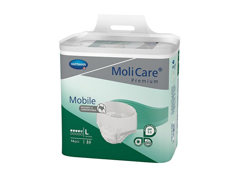 MoliCare MoliCare® Mobile 5 kapek vel. L savost 1198 ml 14 ks