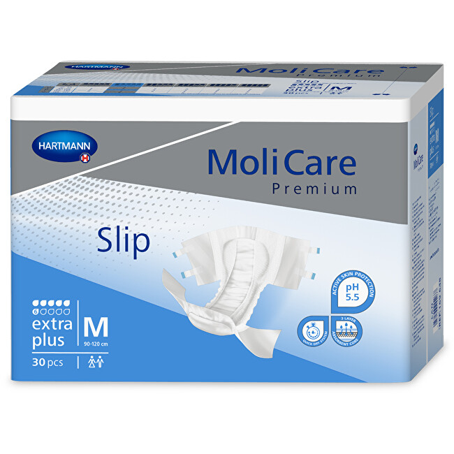 MoliCare MoliCare® Premium Elastic 6 kapek vel. M savost 2159 ml 30 ks