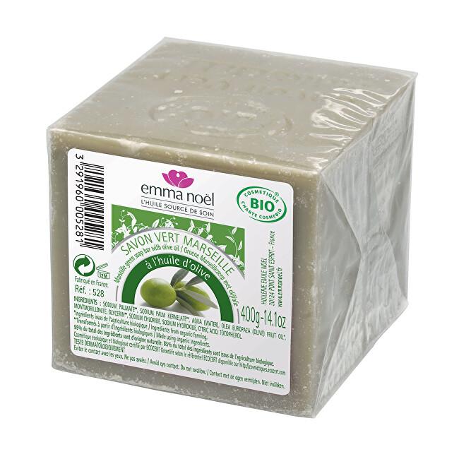 Emma Noël Mýdlo Marseille oliva BIO 400 g