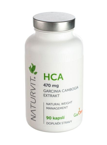 Zobrazit detail výrobku NATURVIT Naturvit Garcinia cambogia 470 mg 90 kapslí