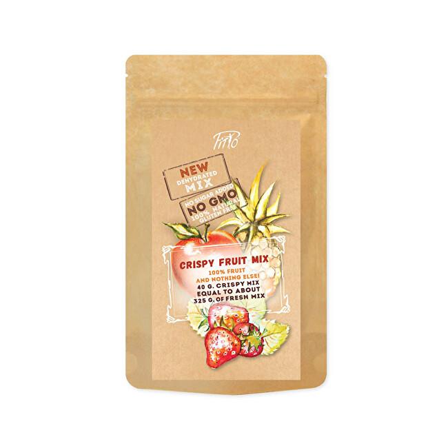 Fitto Ovocný mix - jahoda, ananas, jablko 40 g