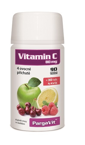 Simply You PargaVit Vitamín C Mix Plus 120 tablet