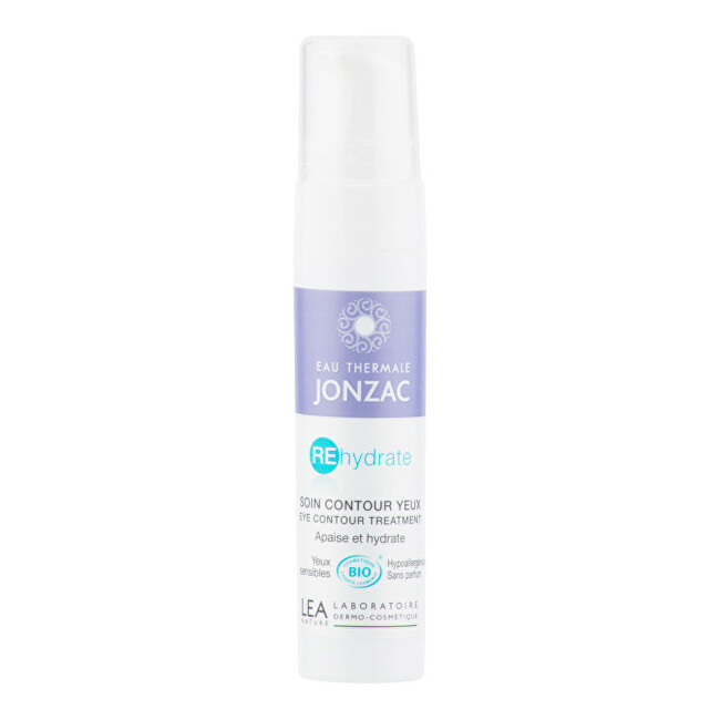Zobrazit detail výrobku JONZAC Péče kolem očí REHYDRATE BIO 15 ml