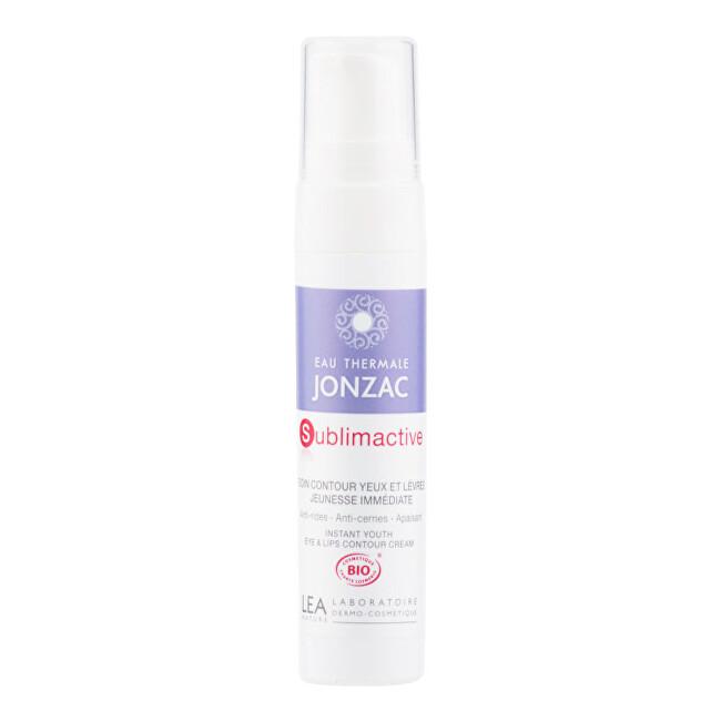 Zobrazit detail výrobku JONZAC Péče o okolí očí a rtů SUBLIMACTIVE BIO 15 ml