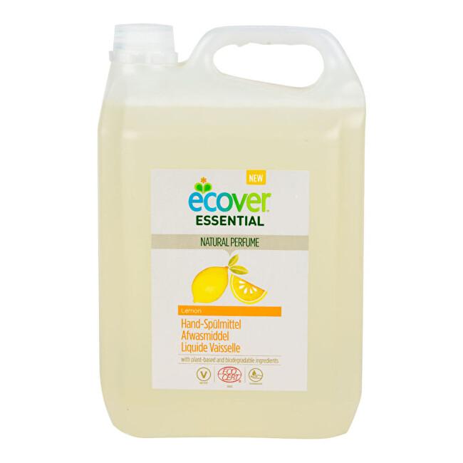 Ecover Přípravek na mytí nádobí Citron 5 l