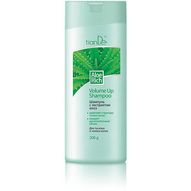TianDe Šampón aloe vera 200 g