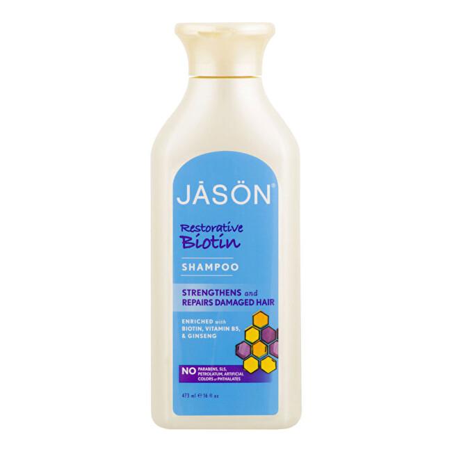 Zobrazit detail výrobku JASON Šampon biotin 473 ml