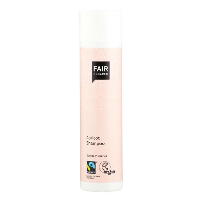 FAIR SQUARED Šampon s meruňkovým olejem 250 ml