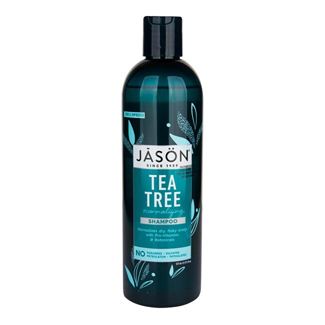 Zobrazit detail výrobku JASON Šampon tea tree 517 ml