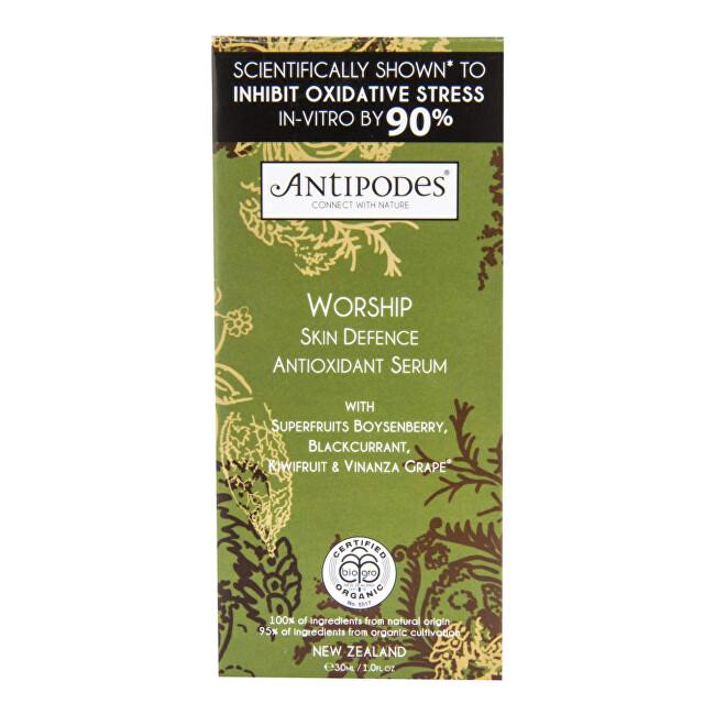 Zobrazit detail výrobku Antipodes Sérum ochranné s antioxidanty WORSHIP30 ml