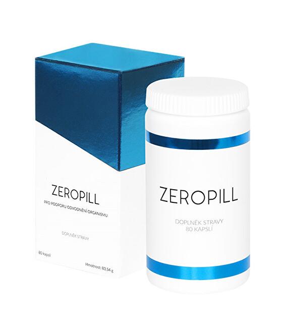 Zobrazit detail výrobku Venira Zeropill 20 denní kúra 80 kapslí