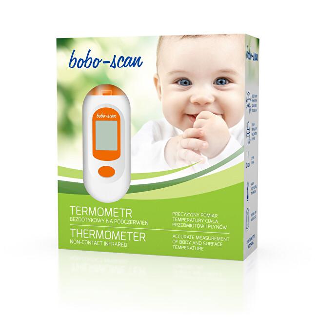Biotter Pharma Teploměr bezdotykový infračervený BoboScan 1 kus