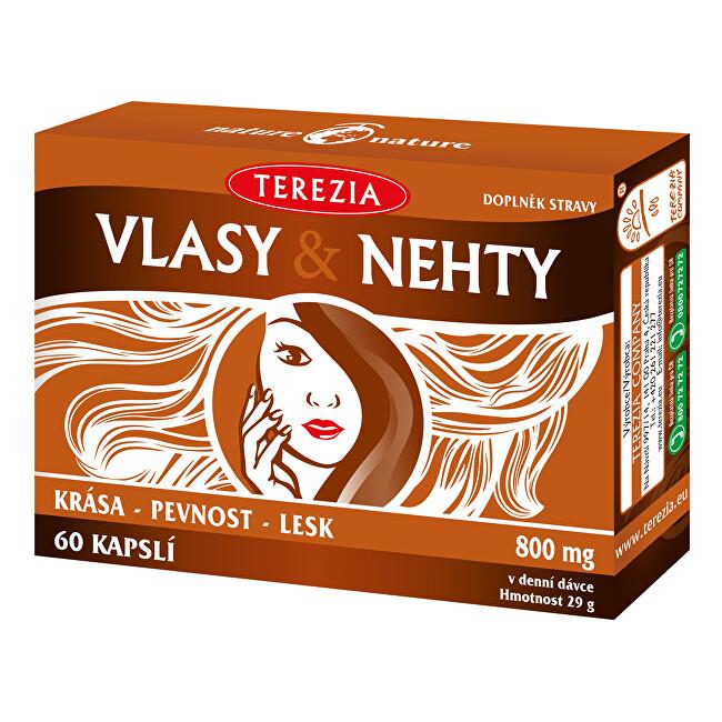 Zobrazit detail výrobku Terezia Company TEREZIA Vlasy & Nehty 60 tobolek