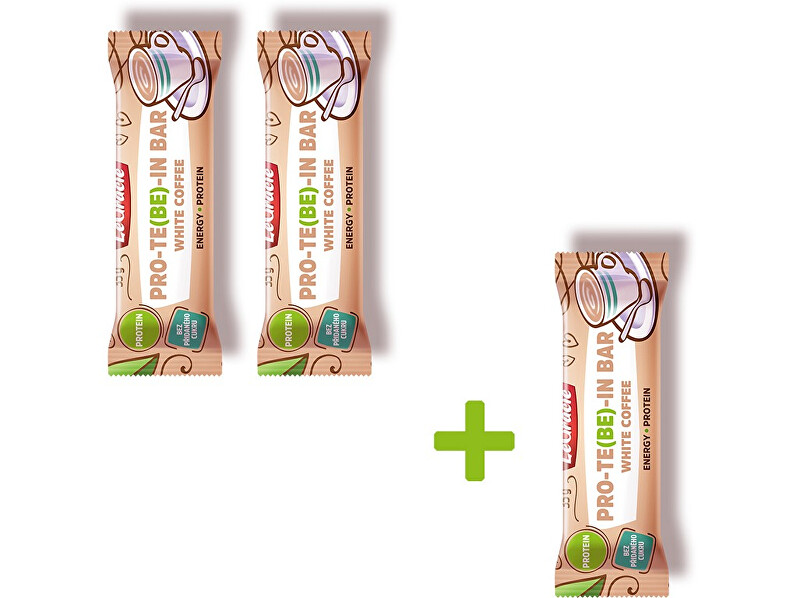 LeGracie Tyčinka kávovinová s dýňovým proteinem 35 g Akce 2+1