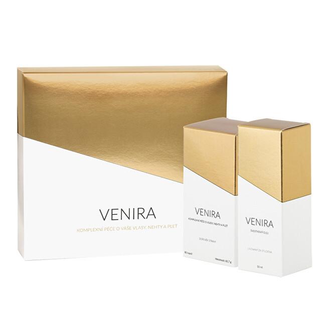 Zobrazit detail výrobku Venira Dárkový set 80 kapslí 80 + švestkový olej