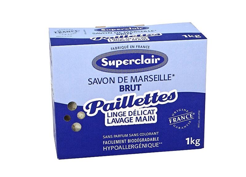 Zobrazit detail výrobku Superclair Vločky na praní z marseillského mýdla 1 kg