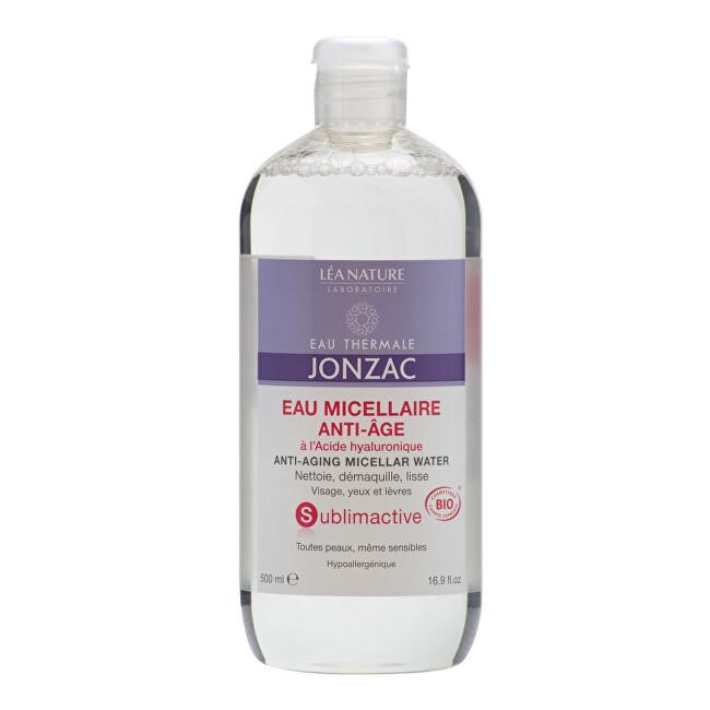 Zobrazit detail výrobku JONZAC Voda micelární anti-age SUBLIMACTIVE BIO 500 ml