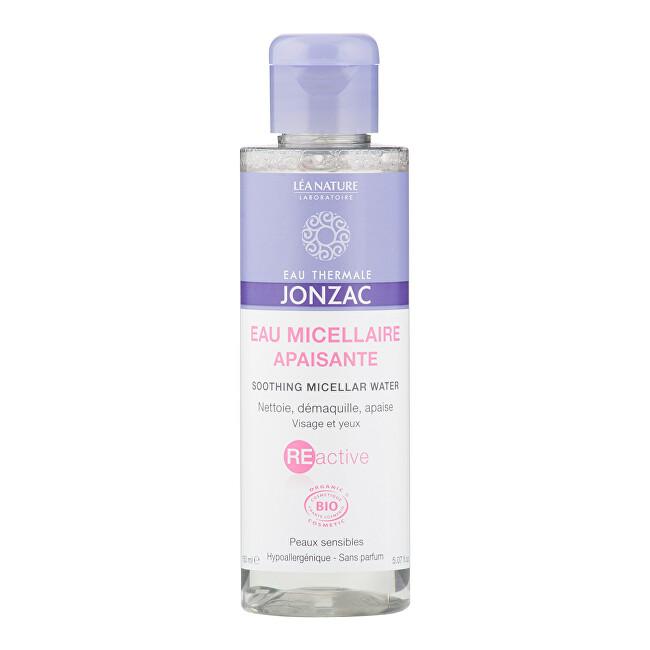 Zobrazit detail výrobku JONZAC Voda micelární zklidňující REACTIVE BIO 150 ml