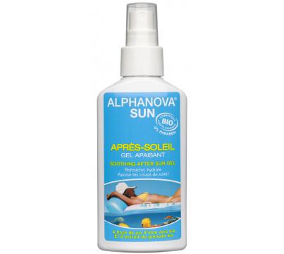 Zobrazit detail výrobku Alphanova Montbrun Zklidňující gel po opalování 125 ml