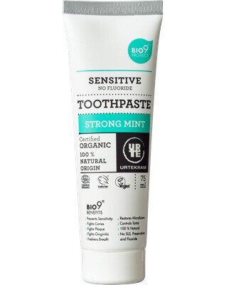 Urtekram Zubní pasta sensitive BIO 75ml