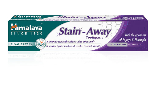 Himalaya Zubní pasta Stain away pro odstranění skvrn ze zubů 75 ml