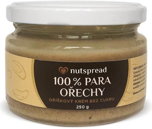 Zobrazit detail výrobku Nutspread 100% máslo z para ořechů 250 g