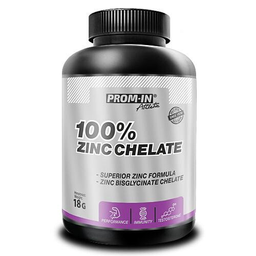 Zobrazit detail výrobku Prom-in 100% zinc chelate 120 kapslí