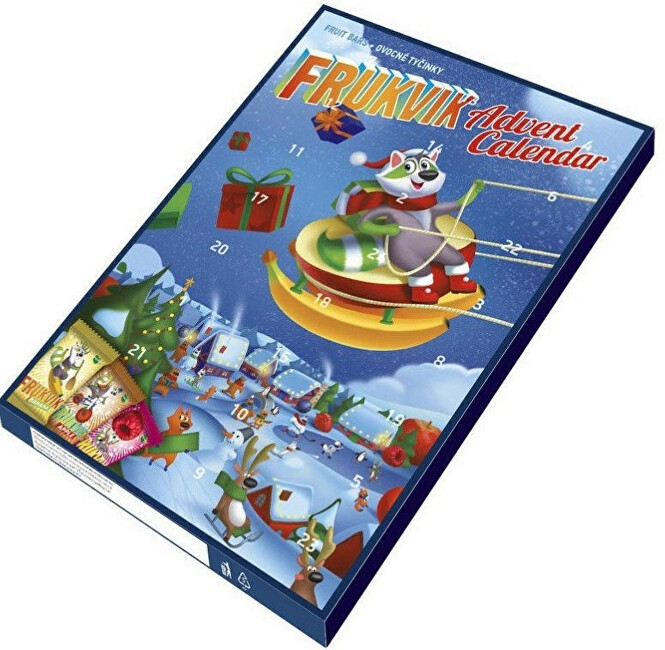 Adventní kalendář pro děti